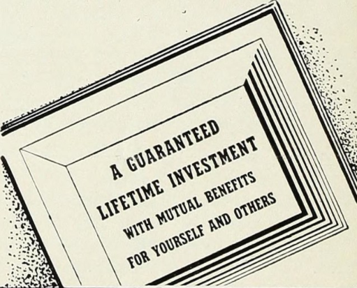 Fixed Income Annuity - 19th Century Book - 20200504