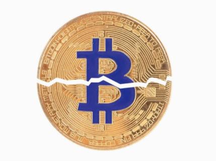 Crypto as Money and Bitcoin Halvening - Bitcoin Split Photo - 20200507